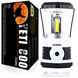 LED Camping Lantern - Internova Yeti 800 Monster LED Camping Lantern - Massive Brightness with Tri-Strip Lighting LED Lantern - Emergency - Backpacking - Hiking - Auto - Home - College (Himalayan White)