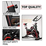 AERO-SPIN-6-Spinning-bike-con-volano-da-6-kg-Bicicletta-per-allenamento-a-casa-dimagrante-forza-resistenza-Il-Fitness-a-casa