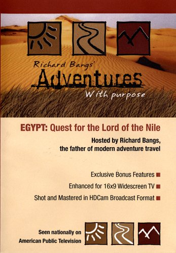 Egypt: Quest for the Lord of the Nile - Richard Bangs Adventures with Purpose [DVD]