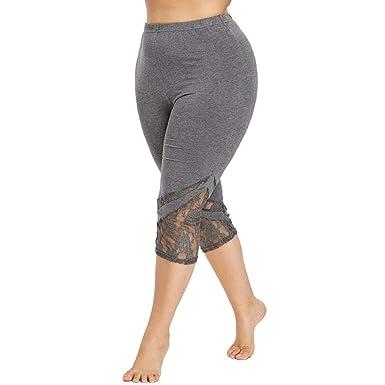 Pantalones De Yoga para Mujer Moda Mujer Verano Único ...