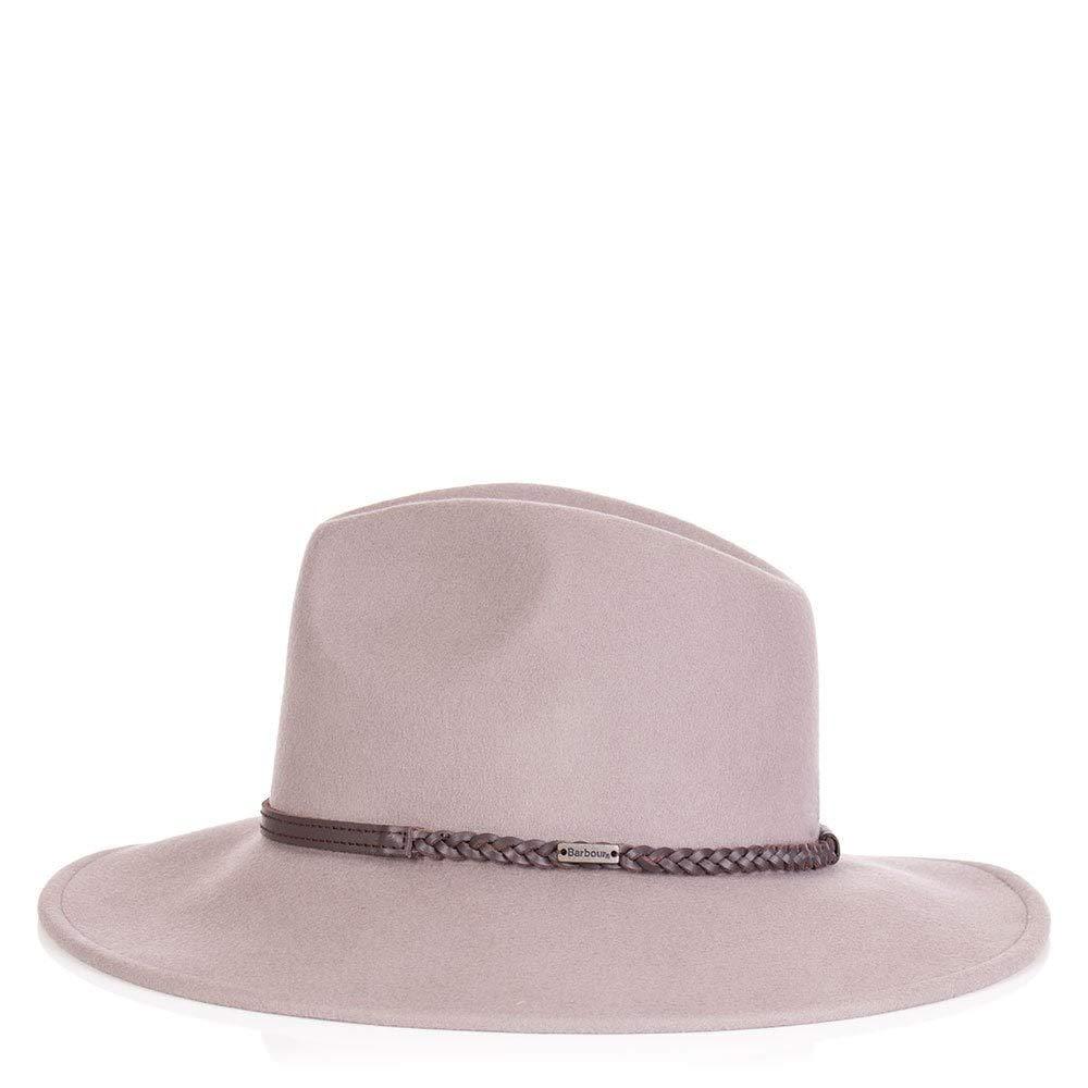 Barbour Lady tack Fedora Hat: Amazon.es: Ropa y accesorios
