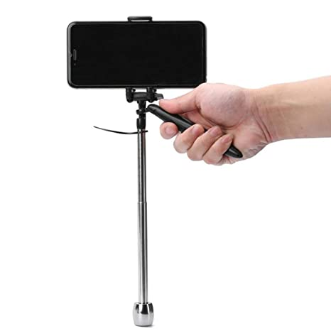 Mini Handheld Camera Stabilizer Durable Video Recorder Steadicam Portable Smartphone Stand for iPhone for GoPro