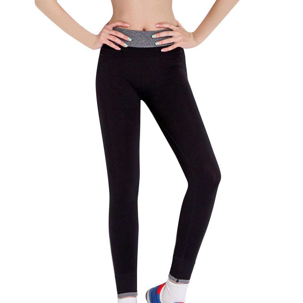 Aivtalk Pantalones Deportivos para Mujer Yoga Danza Fitness Deporte Hacer Ejercicios Running Color N...