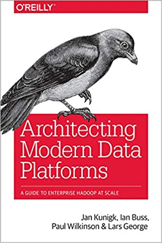 Portada libro Big Data Architecting Modern Data Platforms