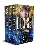 Blood Moon Rising Box Set (Books 4-6) (Blood Moon Rising Box Sets Book 2)