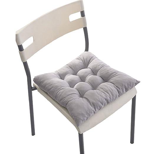 acamifashion cuadrado asiento cojín nalgas silla ...