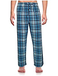 Classical Sleepwear Mens Woven Pajama Pants,
