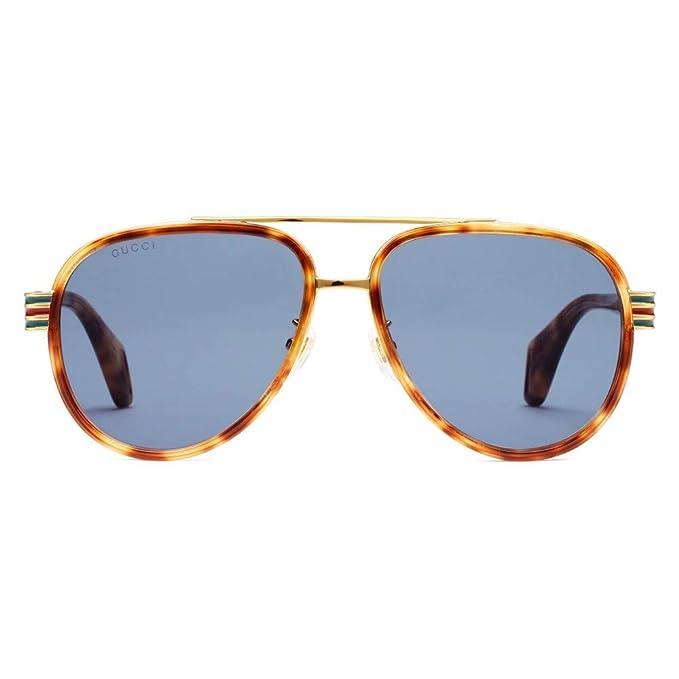 Gucci - Gafas de sol - para hombre Marrón Marrone ...