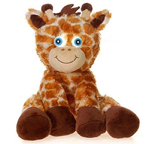 7 Gracie The Giraffe NIXEU 16003 Fiesta Toys NightBuddies Animal Plush with Night Light