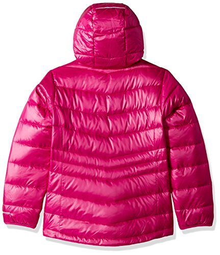 Blush 550 Columbia Hooded TurboDown Jacket Gold Down Deep Girls wwqA8EP