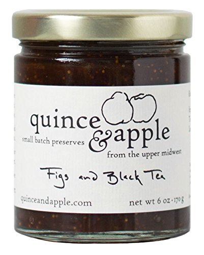 Quince & Apple Figs and Black Tea