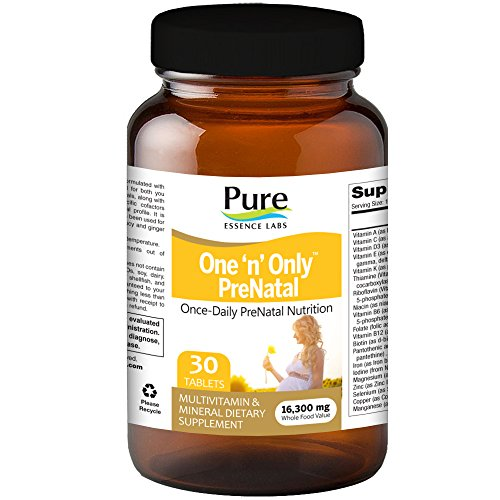 Pure Essence Labs Prenatal Vitamins product image