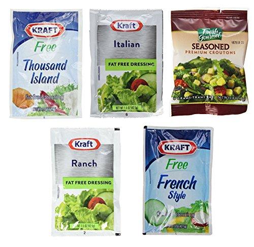 ingredients for kraft thousand island dressing - 1