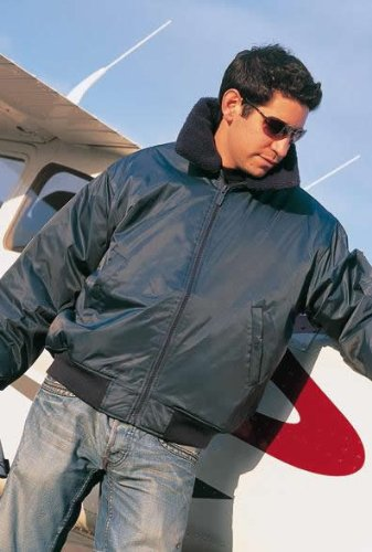 Result WORK-GUARD Classic Flying Jacket, Black, L