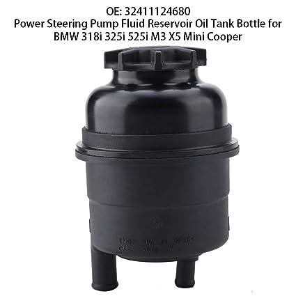 Amazoncom Aramox Steering Pump Reservoirpower Fluid Reservoir Oil