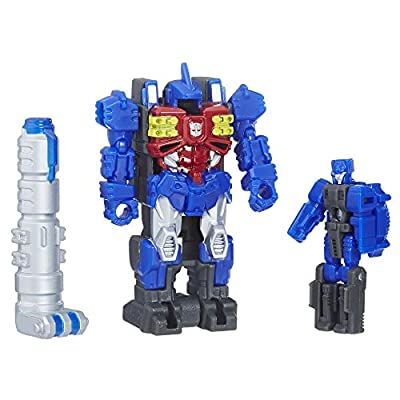 Transformers: Generations Power of the Primes Vector Prime Prime Master: Toys & Games