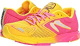Newton Women's Distance 7 Running Shoe Pink/Yellow 8.5 For Sale