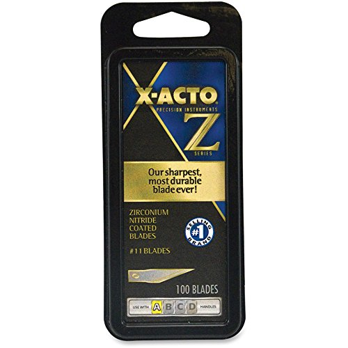 x-acto-xz611-50-pack-11-100-pc-classic-fine-point-blade