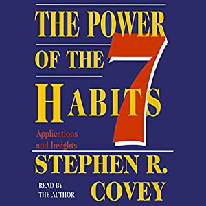 The Power of the 7 Habits Audiobook
