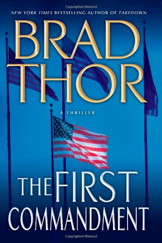 brad thor book series in order