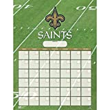Turner Perfect Timing New Orleans Saints Jumbo Dry Erase Sports Calendar (8921016) by Turner