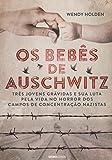 capa de Os Bebês de Auschwitz