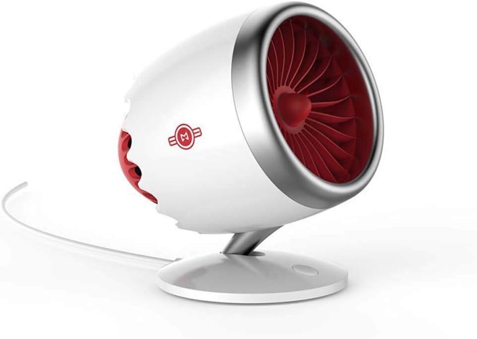 5-20/° Adjustable Wind and 2 Speed Portable Fan for Office Battery Fan Portable Mini USB Personal Cooling Fan Bedroom etc