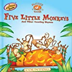 Mother Goose: Five Little Monkeys Counting Songs |  Soundprints