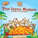 Mother Goose: Five Little Monkeys Counting Songs