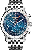 Breitling Navitimer 01 Blue Dial 46mm Men's Watch AB012721/C889-453A