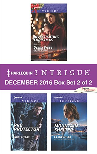 book cover of Harlequin Intrigue December 2016 - Box Set 2 of 2