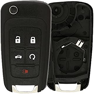 Sale Off KeylessOption Just the Case Keyless Entry Remote Control Car Key Fob Shell Replacement For OHT01060512
