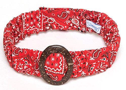 Schmoozies Faux Snakeskin Aromatherapy Pet Collar, Small