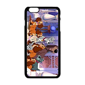 KORSE Lady Tramp Design Pesonalized Creative Phone Case For Iphone 6 Plaus