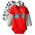 Carhartt Baby Boys' Long Sleeve Bodysuit