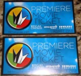 10 Regal Entertainment Group Premiere Movie Tickets offers