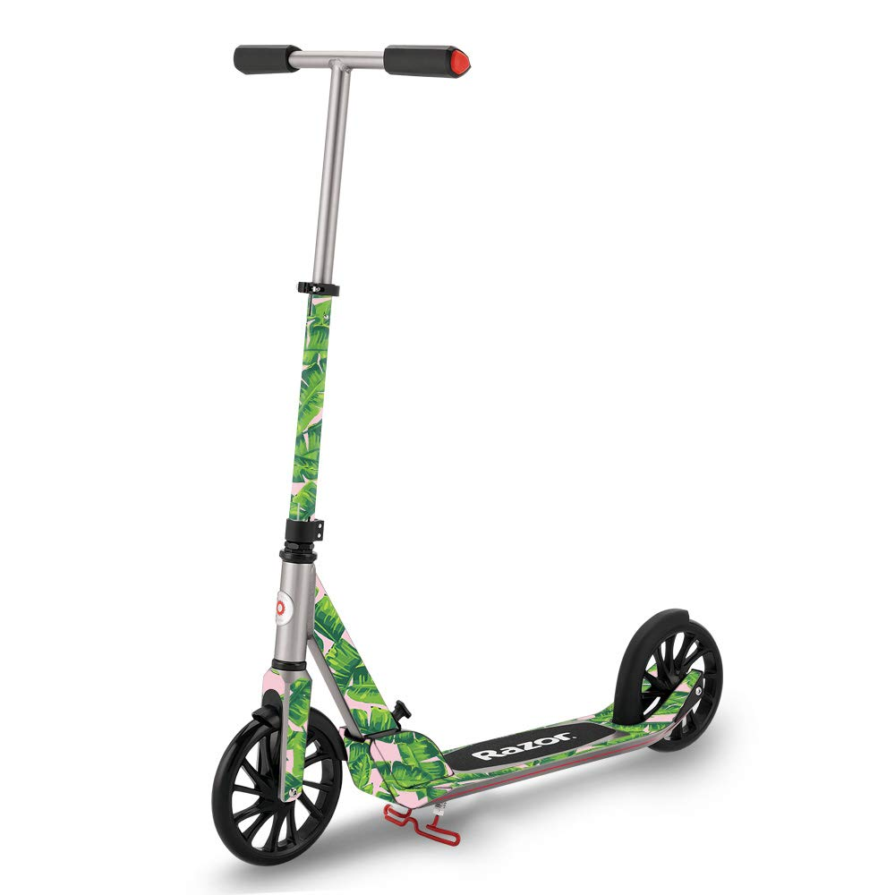 Skin Compatible with Razor A5 Prime Scooter - Jungle Glam | MightySkins Protective, Durable, and Unique Vinyl Decal wrap Cover | Easy to Apply, Remove, and Change Styles | Made in The USA by MightySkins