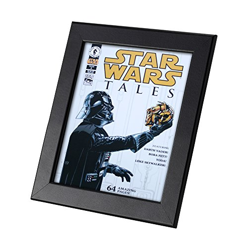 Star Wars Comics Framed Genuine Postcard Tales Darth Vader C3PO Droid Frame