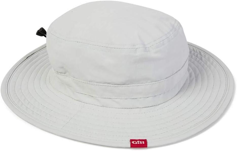 Gill Technical Sailing Sun Hat Silver 140