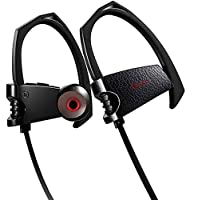 Wireless bluetooth Headphones, Arkey AQ10 Sports Sweatproof Wireless In-Ear HD Stereo Beats Sound Quality Earbuds Headsets with Noise Cancelling Gym Sport Earphones with Mic for iPhone Android
