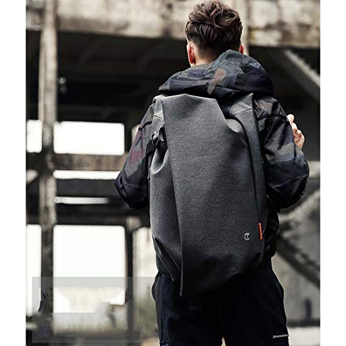 Mochila Black Mochila Deportes Upgraded Size Viajes Montar Universidad Version a y Moda Black para antirrobo Mochila Tsutou Mochila Ocio Caballo Ordenador Hombre Color Mochila para aWIAR