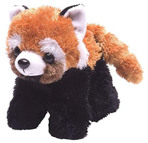 Wild Republic Red Panda Plush, Stuffed Animal, Plush Toy, Gifts for Kids, Hug'Ems 7