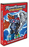 Transformers Energon: The Complete Series on DVD May 6