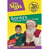 Santa's Favorite Christmas Songs