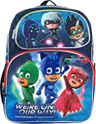 PJ Masks 16 Inch Large Backpack