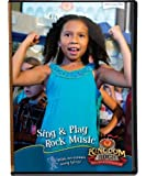 Kingdom Rock Sing & Play Rock Music DVD w/ on-screen song lyrics