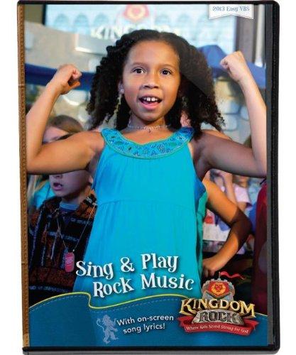 Kingdom Rock Sing & Play Rock Music DVD w/ on-screen song lyrics]()