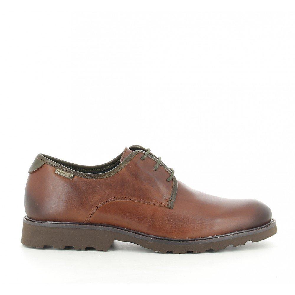 Pikolinos Mens Glasgow M05-6545C1 Cuero Leather Shoes 45 EU WIiOcfi