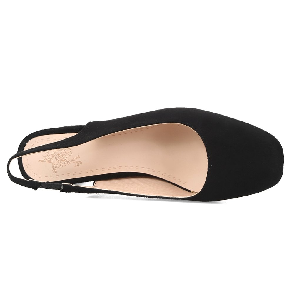 low priced cb090 418c3 ... Chila Zuban Women Simple Slingback Summer Summer Summer Shoes  B07D9DY3NR 9 US   25.5 CM  ...