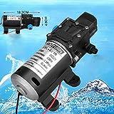 12V 8L/Min Wasserpumpe Hochdruckpumpe Membranpumpe Autowäsche Reinigung